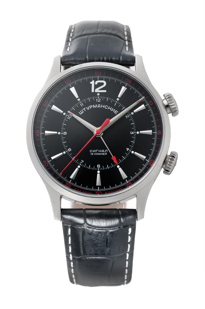 シュトゥルマンスキー STURMANSKIE 2612-1801730 ストレラ アラーム 正規品 腕時計
