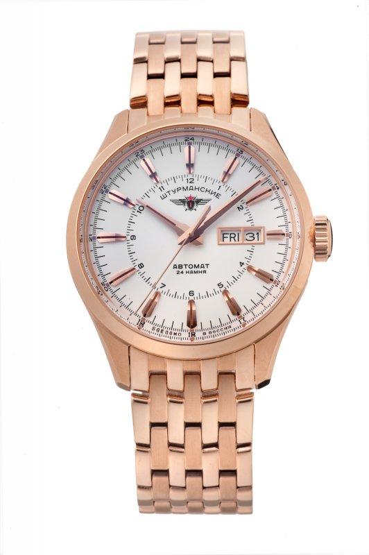 正規品 送料無料 機械式 メンズ 今なら缶バッジプレゼント 腕時計 SALENEW大人気! 卓出 オープンスペース NH36-1899773B STURMANSKIE シュトゥルマンスキー