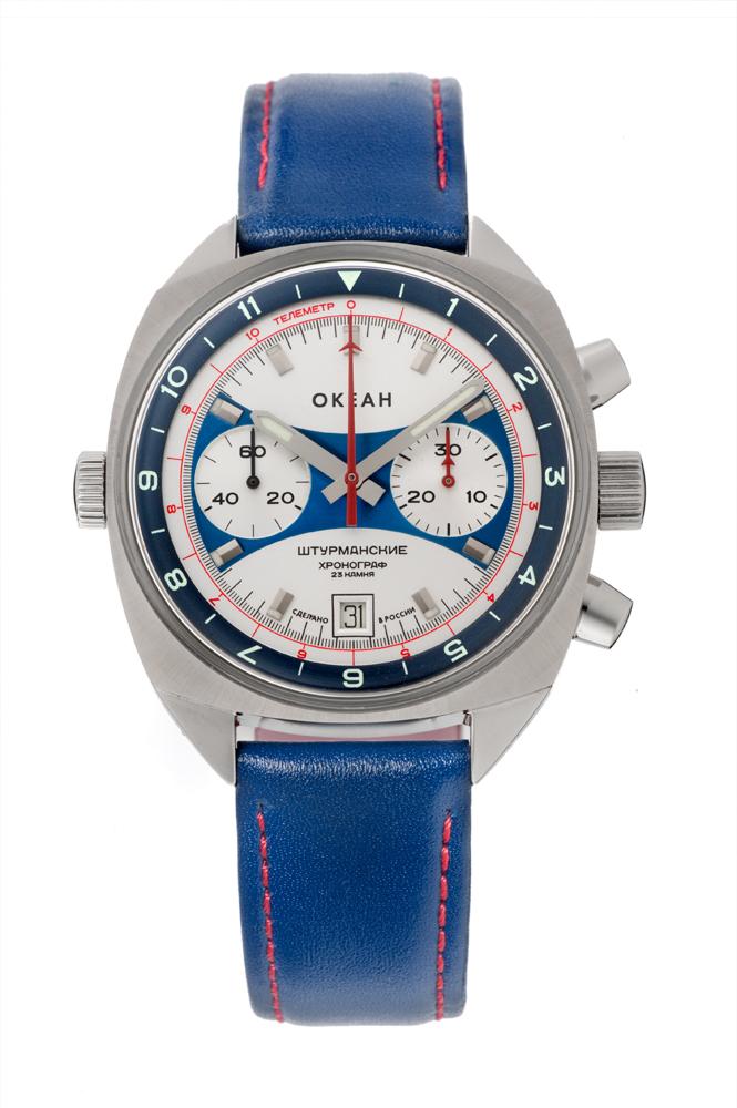 シュトゥルマンスキー STURMANSKIE 3133-1981599 オケアン 世界限定500本 正規品 腕時計