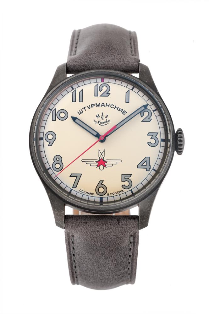 正規品 STURMANSKIE シュトゥルマンスキー 2609-3700477 ガガーリン アニバーサリーモデル 腕時計