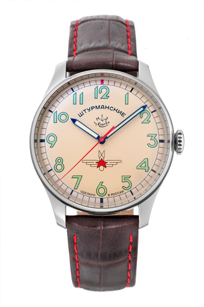 正規品 STURMANSKIE シュトゥルマンスキー 2609-3745128 ガガーリン 腕時計