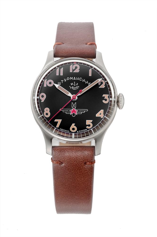 シュトゥルマンスキー STURMANSKIE 2609-375/1/471 ガガーリン アニバーサリーモデル 33 正規品 腕時計