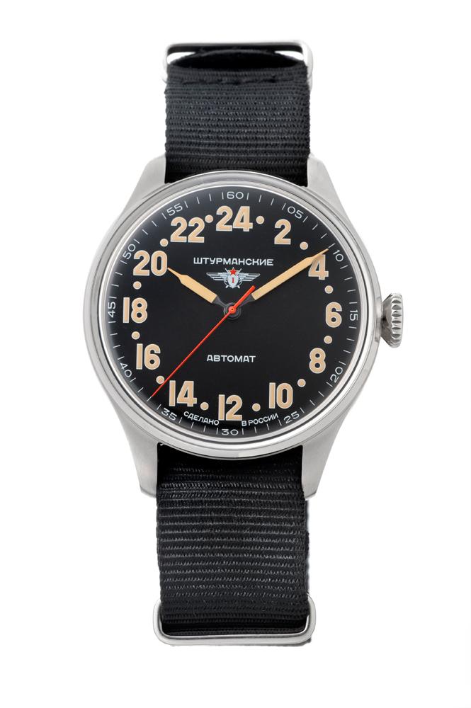 正規品 STURMANSKIE シュトゥルマンスキー 2431-6821341 ヘリテージ アルクティカ 腕時計