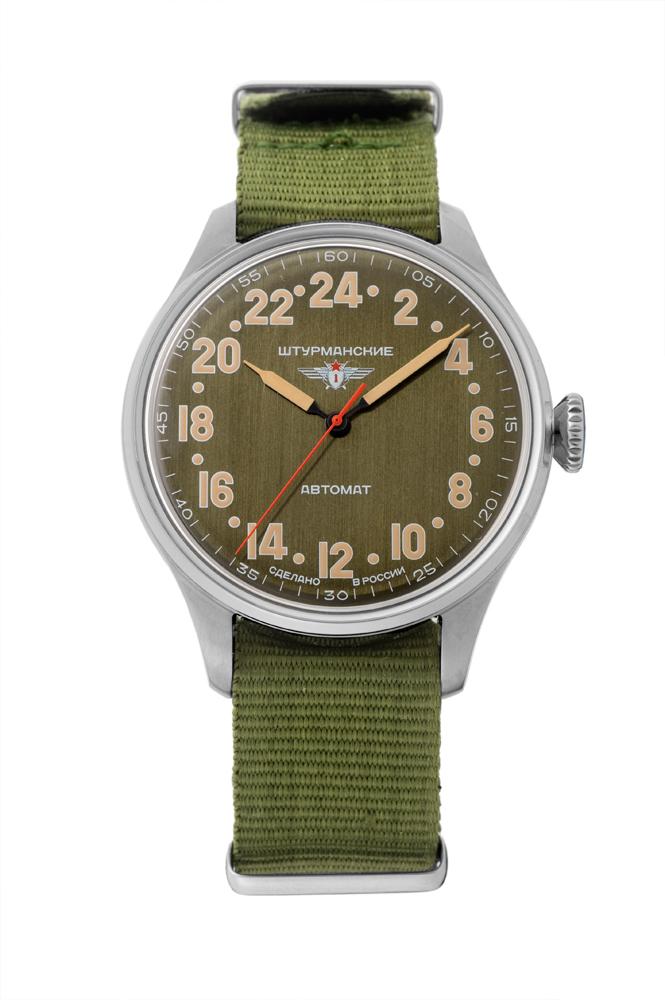 シュトゥルマンスキー STURMANSKIE 2431-6821343 ヘリテージ アルクティカ 正規品 腕時計