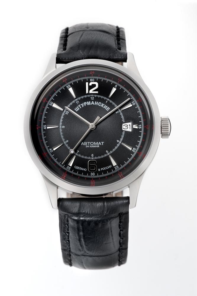 正規品 STURMANSKIE シュトゥルマンスキー NH35/1811870 STRELA ストレラ 腕時計