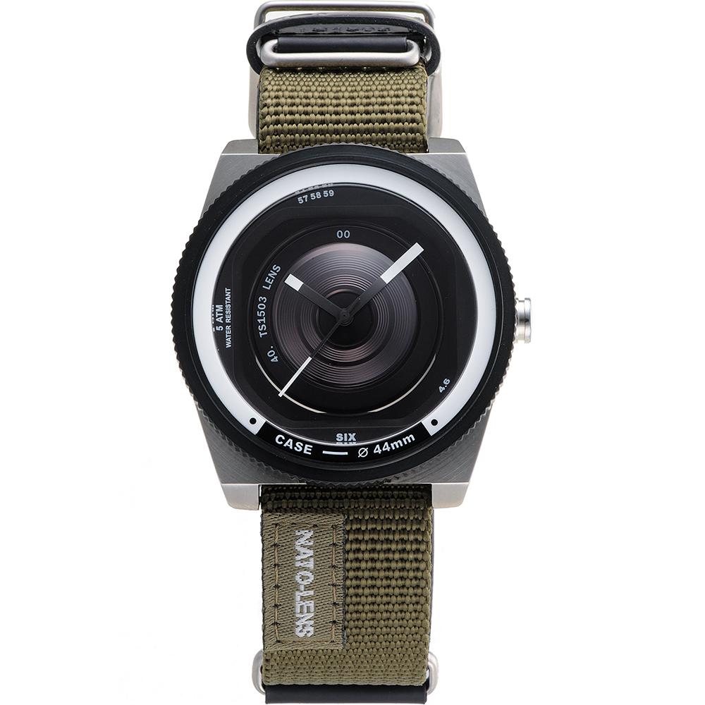 タックス TACS TS1503A NATO レンズ 正規品 腕時計