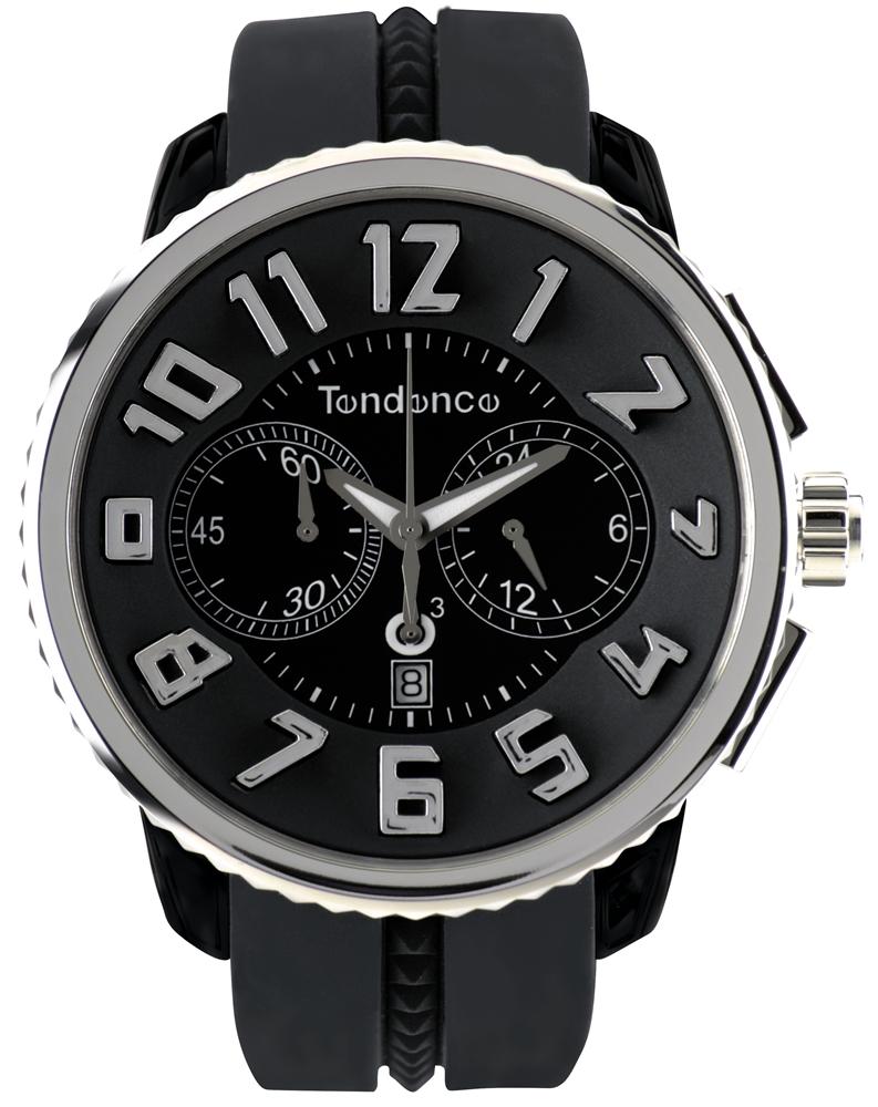 正規品 Tendence テンデンス TG046013 GULLIVER Round chronograph ガリバー ラウンド クロノグラフ 腕時計