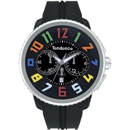 正規品 Tendence テンデンス TG046013R ガリバー レインボー 日本限定モデル 腕時計