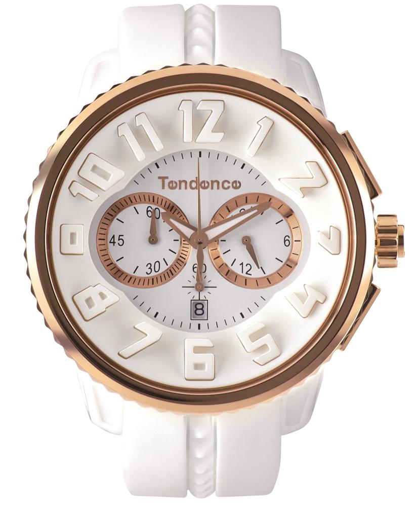 正規品 Tendence テンデンス TG046014 ガリバー ラウンド クロノグラフ 腕時計