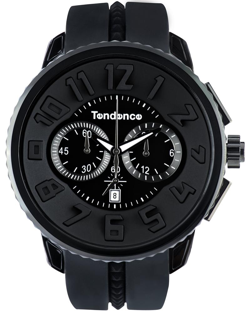 正規品 Tendence テンデンス TG460010 02036010AA GULLIVER Round chronograph ガリバー ラウンド クロノグラフ 腕時計