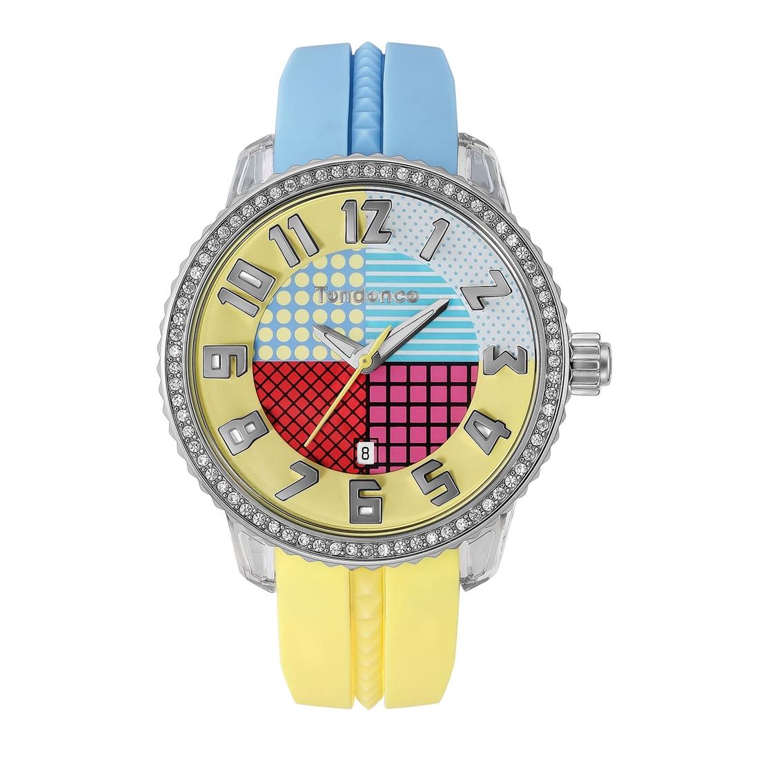 【今ならオーバーサイズノートプレゼント】 テンデンス Tendence TG930060 クレイジー 正規品 腕時計
