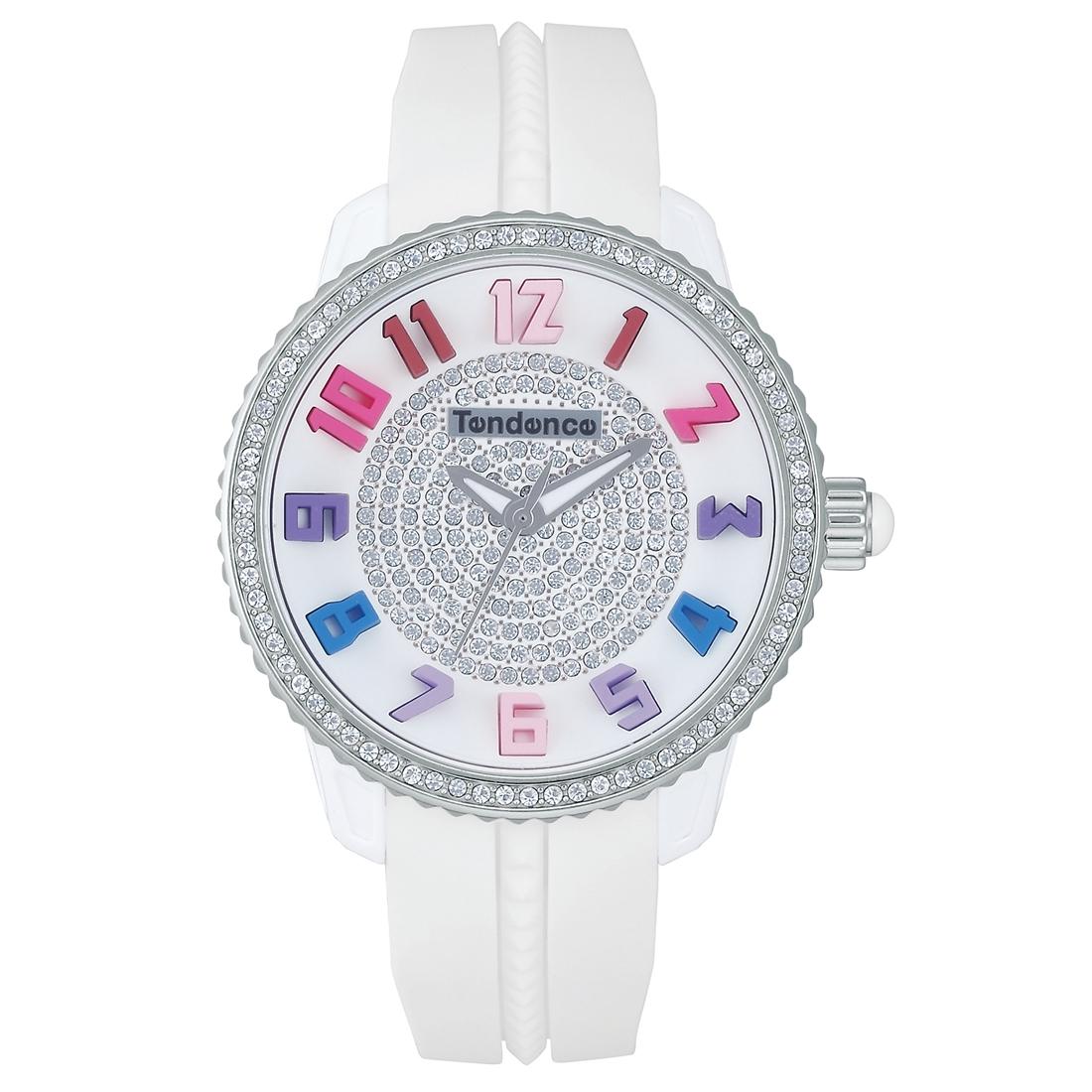 【今ならオーバーサイズノートプレゼント】 テンデンス Tendence TG930107R ガリバー レインボー ミディアム 日本限定モデル 正規品 腕時計