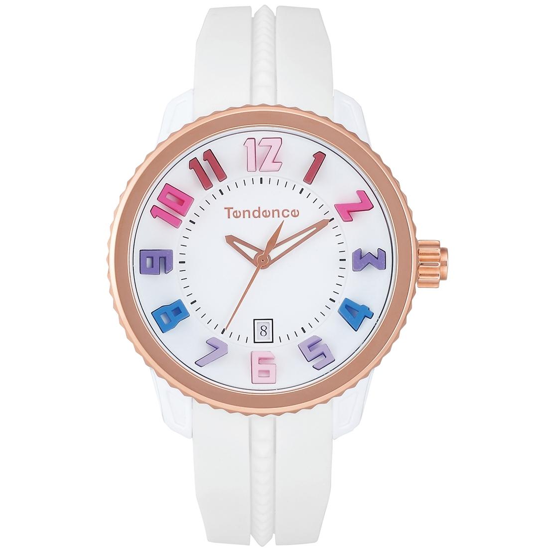 【今ならオーバーサイズノートプレゼント】 テンデンス Tendence TG930113R ガリバー レインボー ミディアム 日本限定モデル 正規品 腕時計