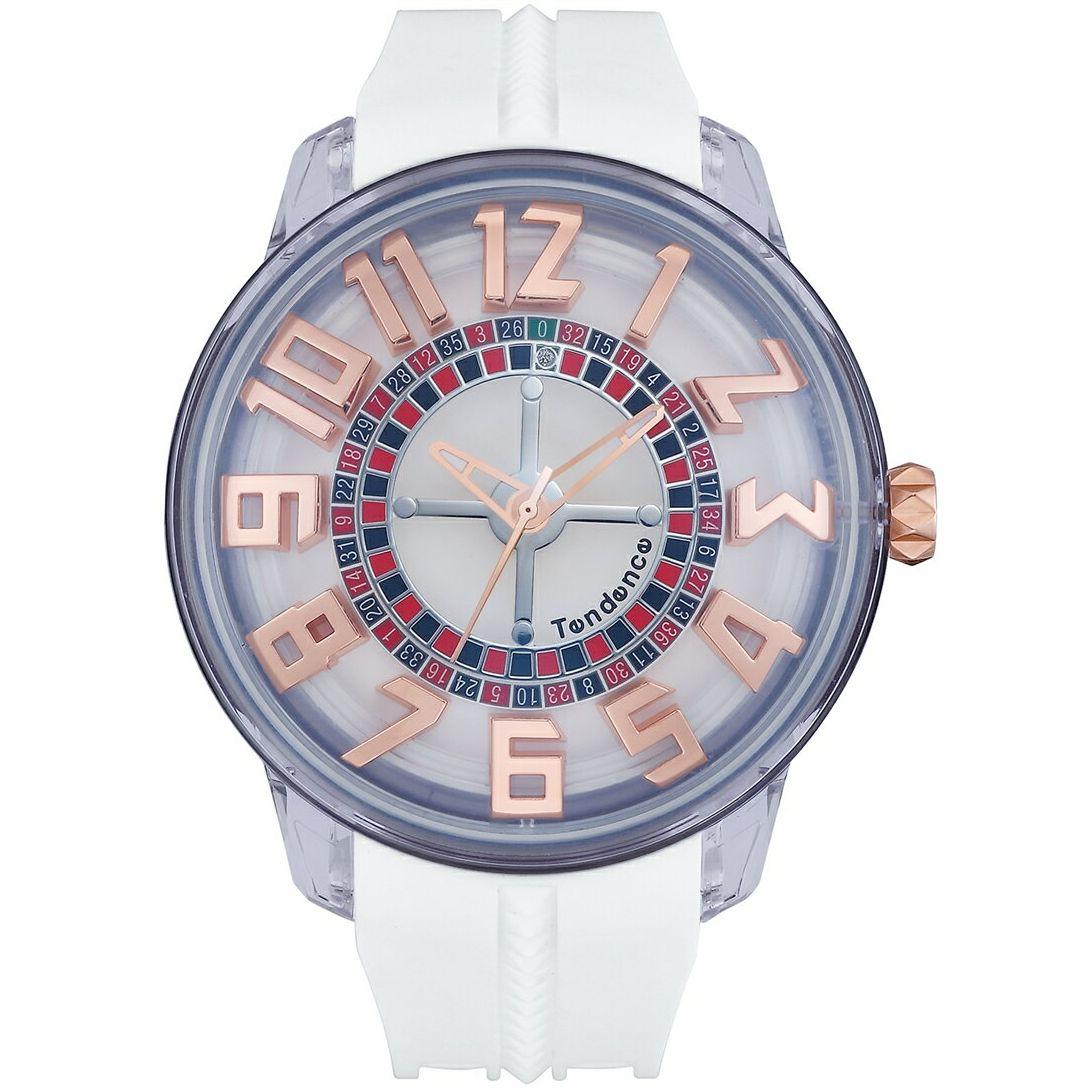 【1/13までトートバッグプレゼント】 正規品 Tendence テンデンス TY023003 キングドーム 腕時計