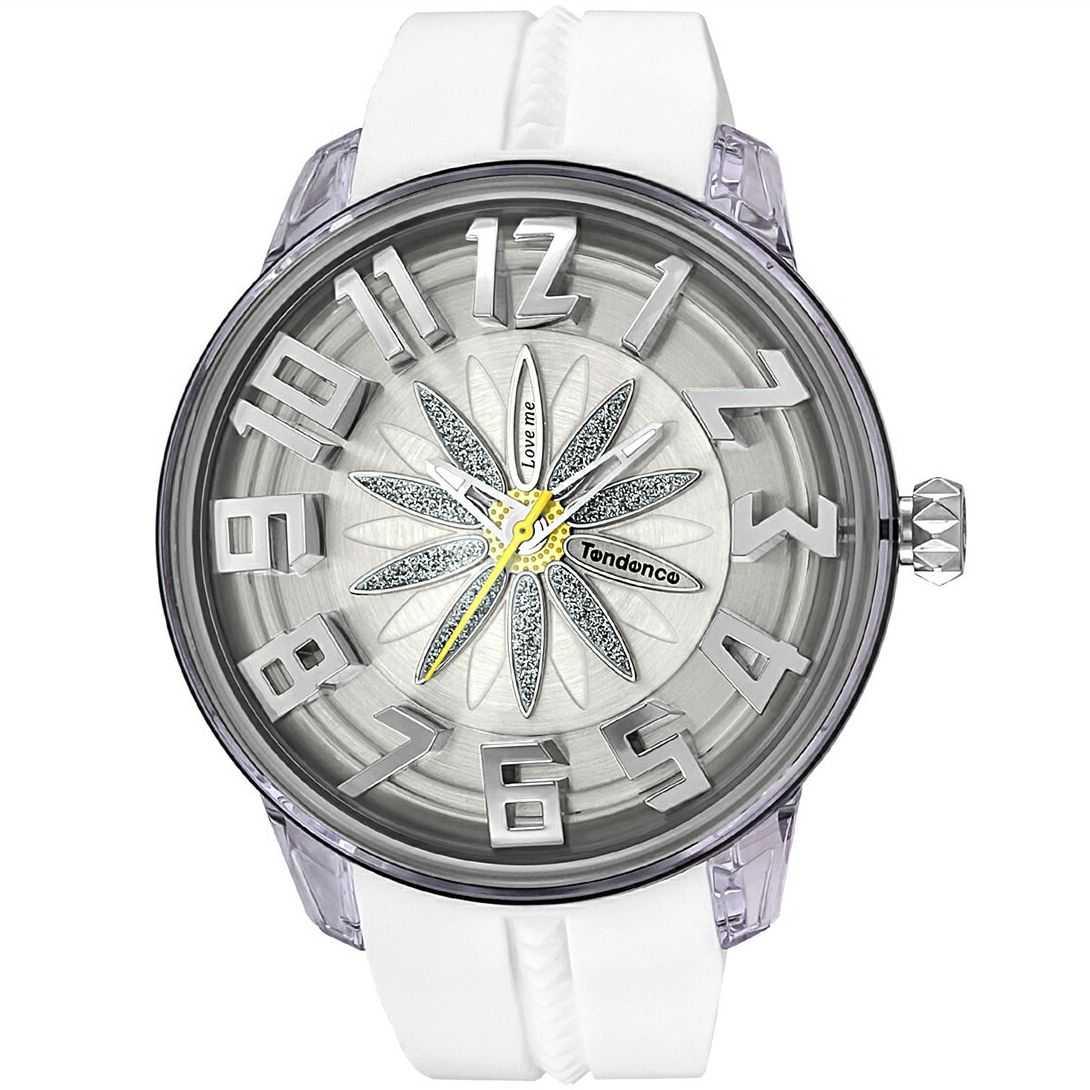 【今ならオーバーサイズノートプレゼント】 テンデンス Tendence TY023004 キングドーム 正規品 腕時計