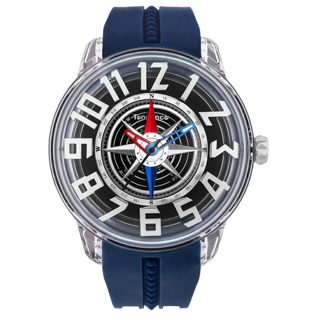 正規品 Tendence テンデンス TY023006-NV キングドーム 腕時計