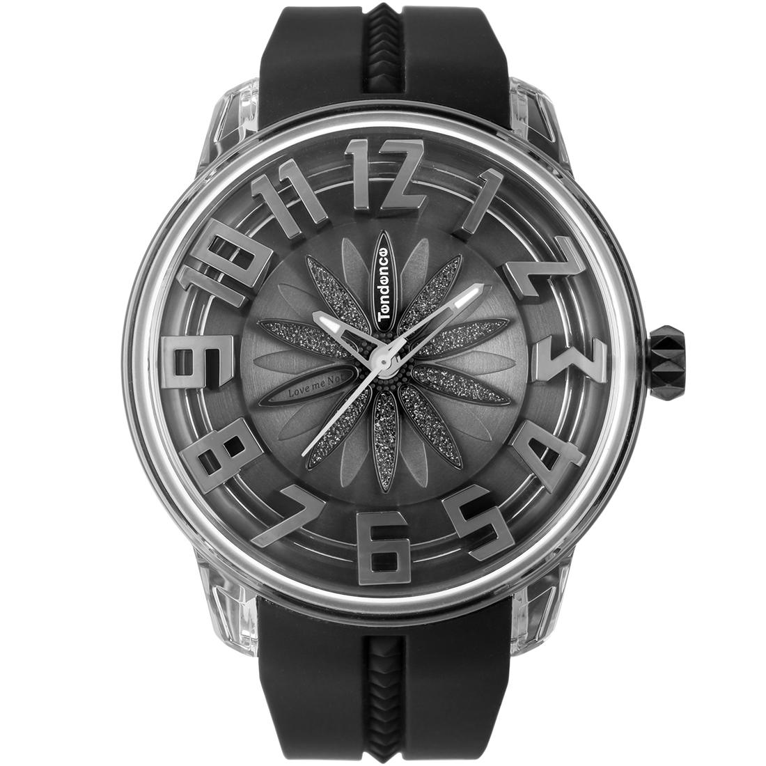 【今ならオーバーサイズノートプレゼント】 テンデンス Tendence TY023007 キングドーム 正規品 腕時計