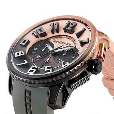 正規品 Tendence テンデンス TY146102 ディカラー デザート(砂漠) 腕時計