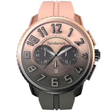 【今ならオーバーサイズノートプレゼント】 テンデンス Tendence TY146102 ディカラー デザート(砂漠) 正規品 腕時計