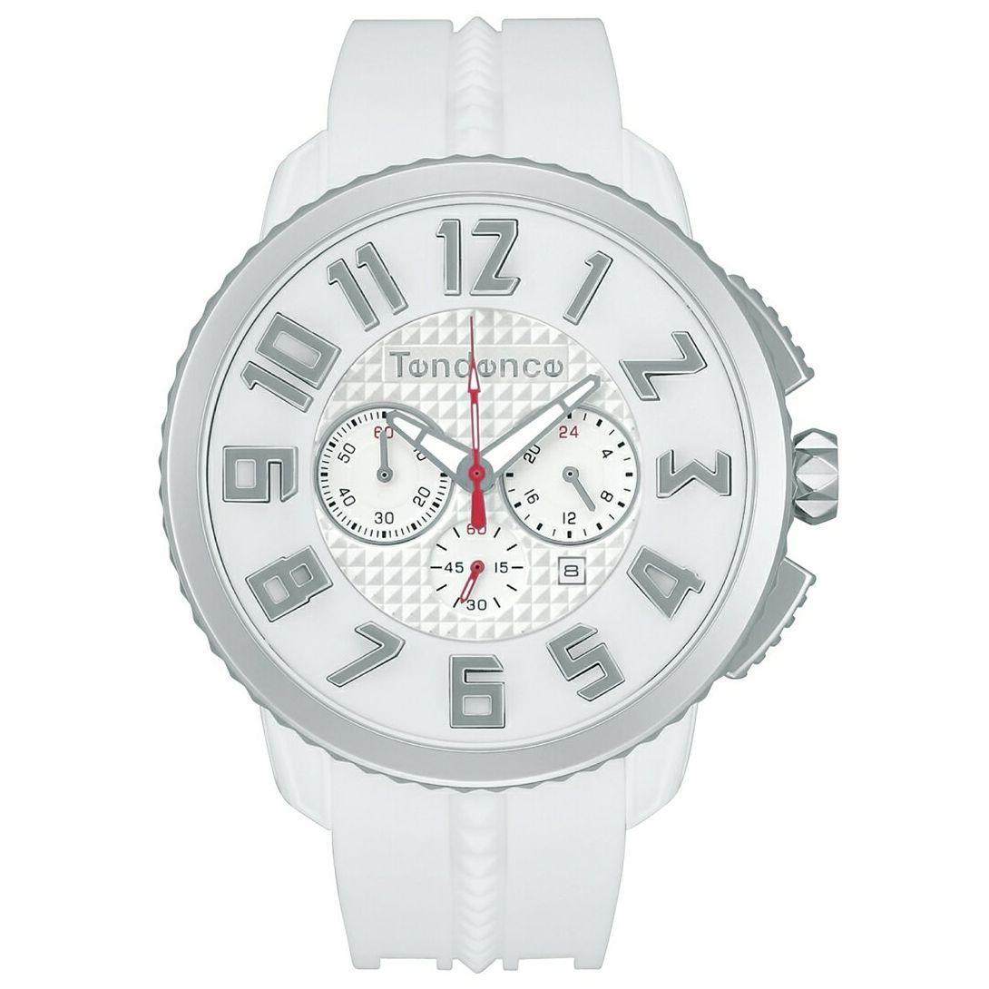 正規品 Tendence テンデンス TY460010 ガリバー 47 クロノグラフ 腕時計