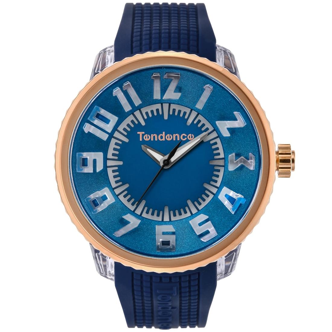 【1/13までトートバッグプレゼント】 正規品 Tendence テンデンス TY532004 フラッシュ 腕時計