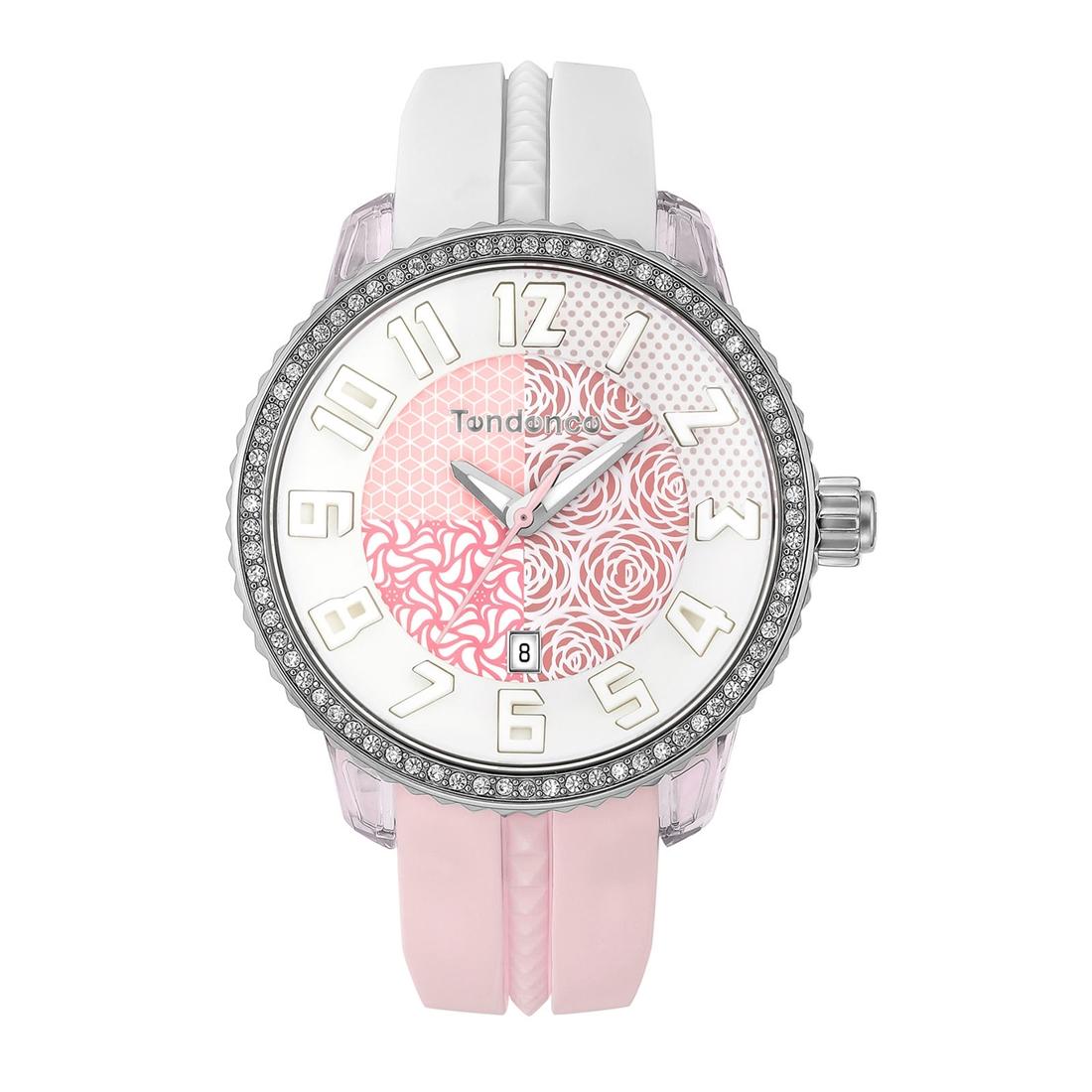 【今ならオーバーサイズノートプレゼント】 テンデンス Tendence TY930065 クレイジー 正規品 腕時計