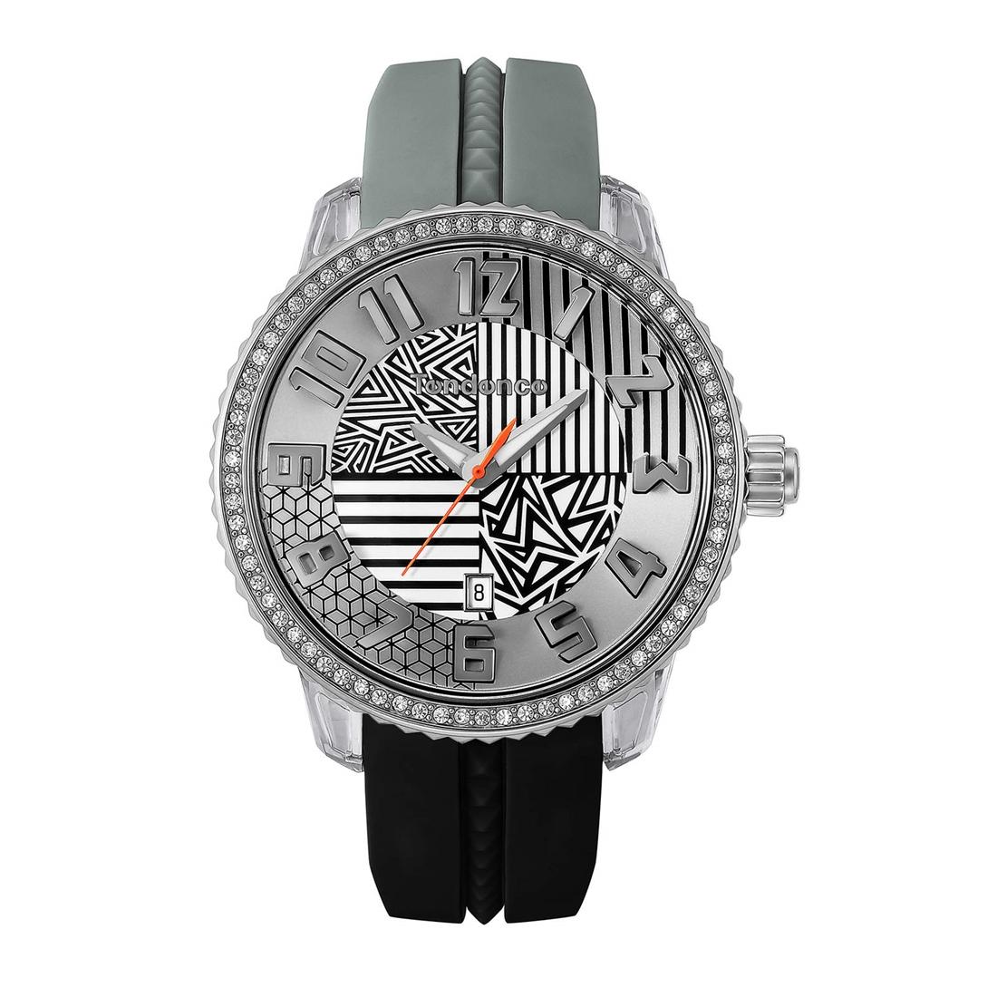 【今ならオーバーサイズノートプレゼント】 テンデンス Tendence TY930066 クレイジー 正規品 腕時計