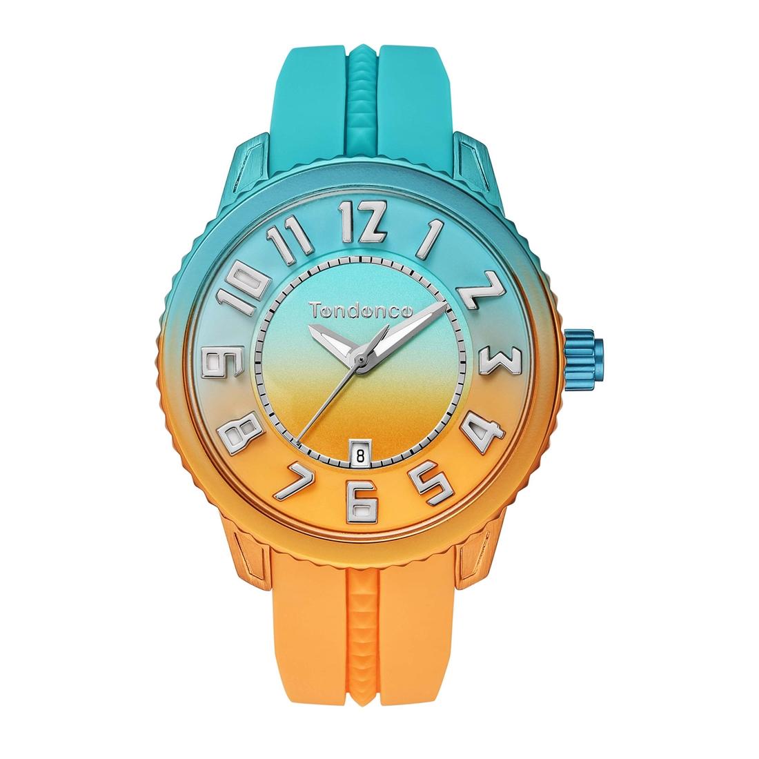 【今ならオーバーサイズノートプレゼント】 テンデンス Tendence TY933002 ディカラー ビーチ 正規品 腕時計