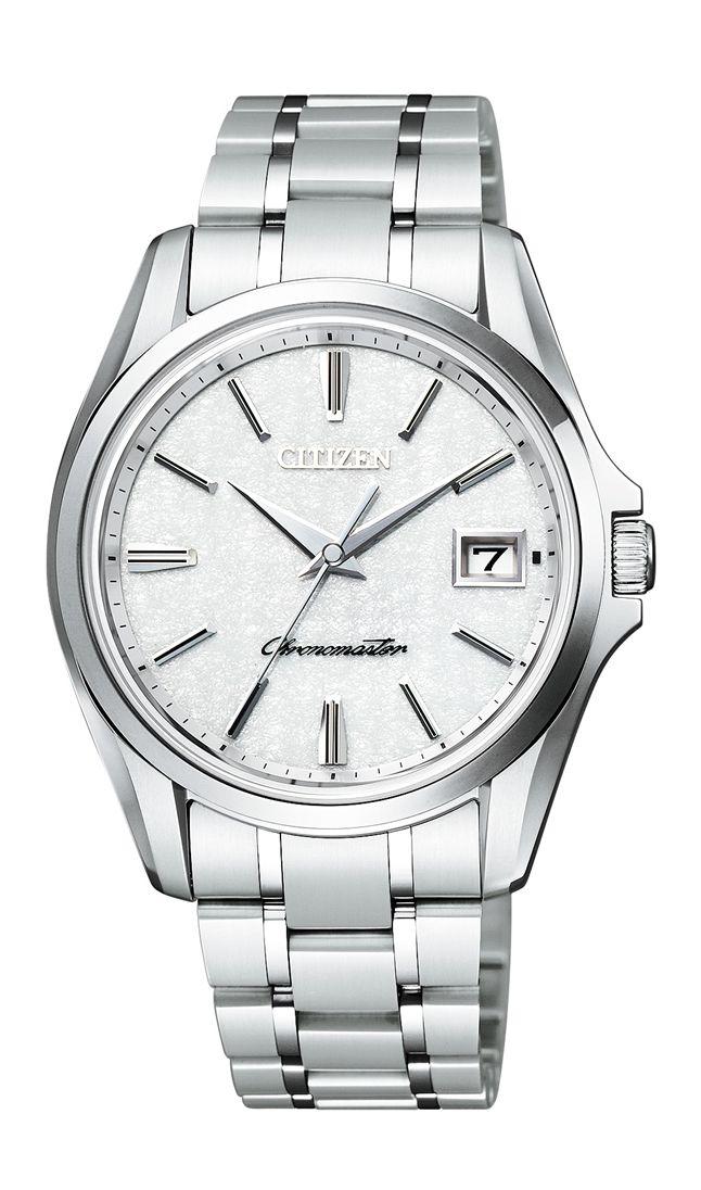 ザ・シチズン The CITIZEN AQ4020-54Y 高精度エコドライブ 土佐和紙採用モデル 正規品 腕時計