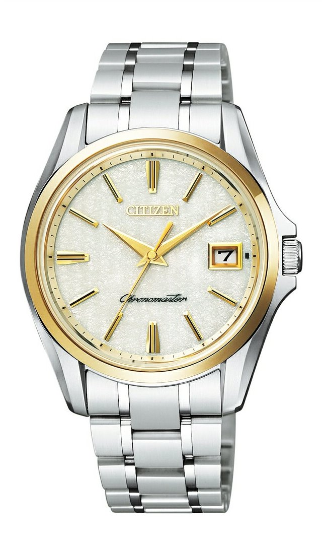 ザ・シチズン The CITIZEN AQ4024-53Y 高精度エコドライブ 土佐和紙採用モデル 正規品 腕時計