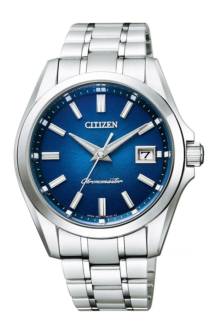 ザ・シチズン The CITIZEN AQ4030-51L 高精度エコドライブ 土佐和紙採用モデル 正規品 腕時計