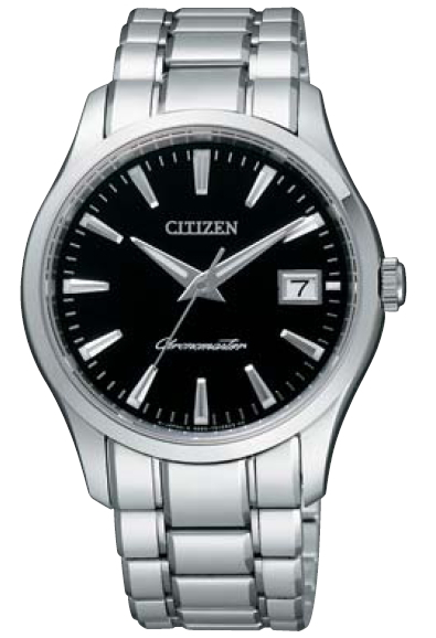 "The CITIZEN  CTQ57-0955 ""Titanium model"""