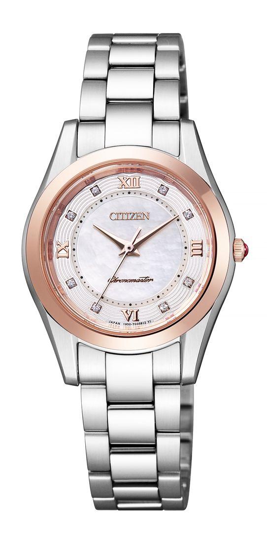 ザ・シチズン The CITIZEN EB4004-50Y 高精度クォーツモデル 正規品 腕時計
