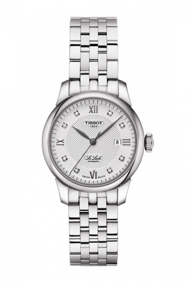 ティソ TISSOT T006.207.11.036.00 ル ロックル オートマチック レディ 正規品 腕時計