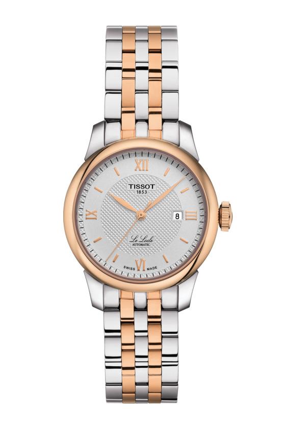 ティソ TISSOT T006.207.22.038.00 ル ロックル オートマチック レディ 正規品 腕時計