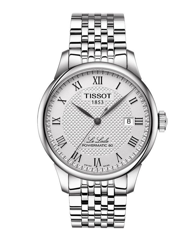 ティソ TISSOT T006.407.11.033.00 T-クラシック ル ロックル オートマチック パワーマティック80 正規品 腕時計