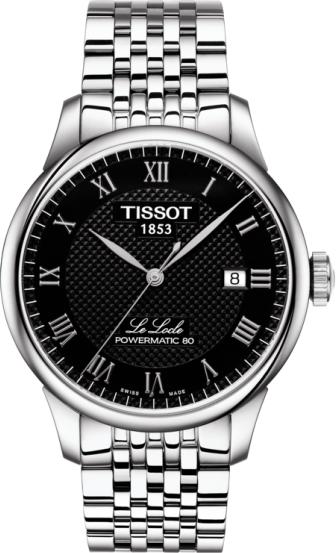 ティソ TISSOT T006.407.11.053.00 T-クラシック ル ロックル オートマチック パワーマティック80 正規品 腕時計