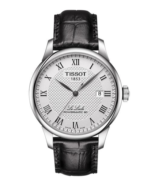 正規品 TISSOT ティソ T006.407.16.033.00 T-クラシック ル ロックル オートマチック パワーマティック80 腕時計