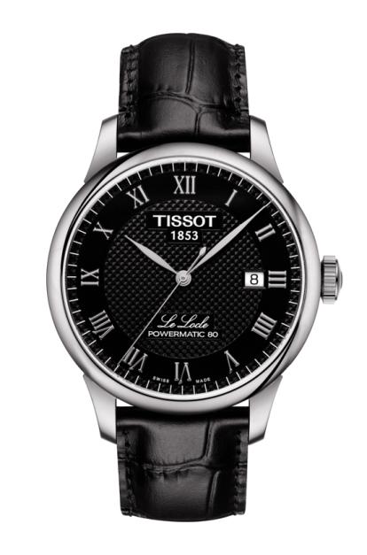 ティソ TISSOT T006.407.16.053.00 T-クラシック ル ロックル オートマチック パワーマティック80 正規品 腕時計