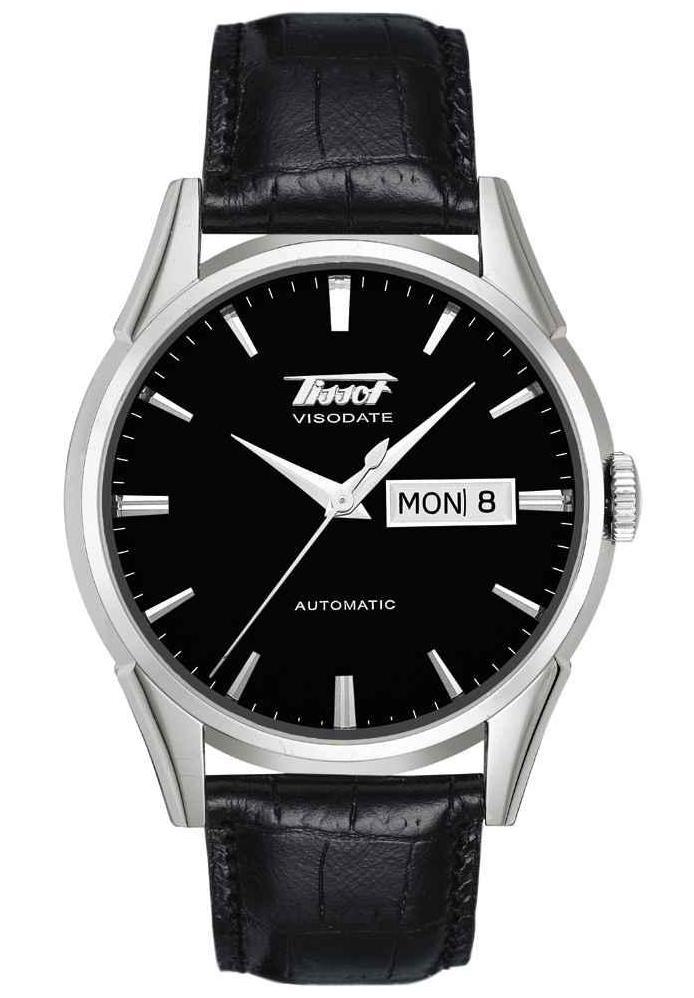 正規品 TISSOT ティソ T019.430.16.051.01 ヘリテージ ヴィソデイト オートマチック 腕時計