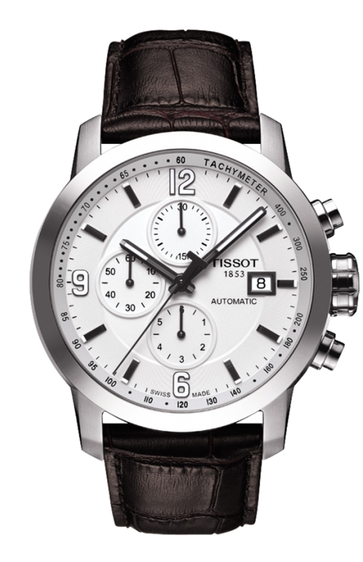 正規品 TISSOT ティソ T055.427.16.017.00 T-SPORT T-スポーツ PRC200 オートマチッククロノグラフ 腕時計