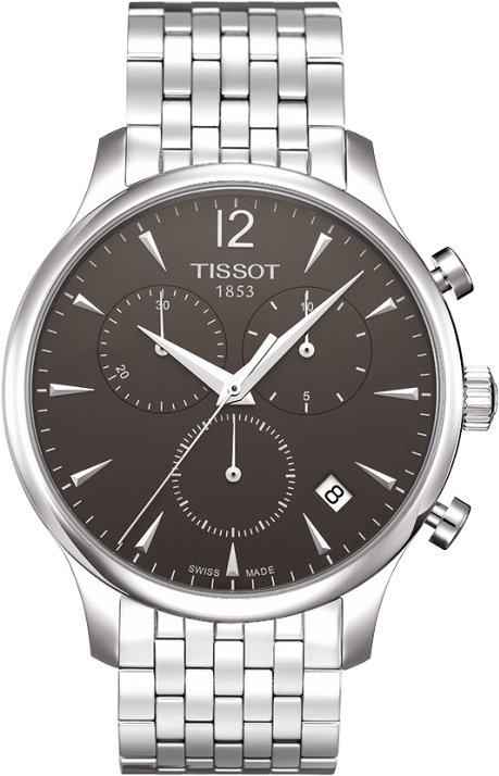 ティソ TISSOT T063.617.11.067.00 T-CLASSIC T-クラシック ティソ トラディション クロノグラフ 正規品 腕時計
