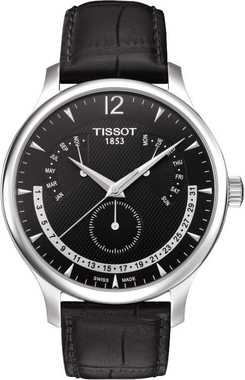 ティソ TISSOT T063.637.16.057.00 T-CLASSIC T-クラシック ティソ トラディション パーペチュアルカレンダー 正規品 腕時計