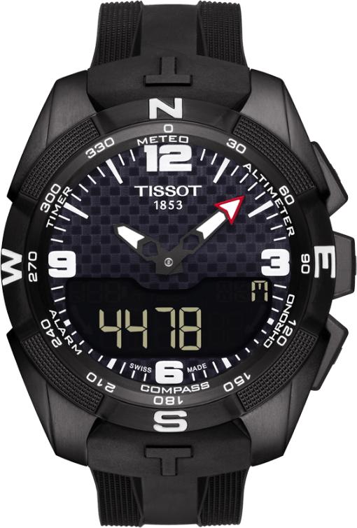 ティソ TISSOT T091.420.47.057.01 TOUCH COLLECTION タッチコレクション T-タッチ エキスパート ソーラー 正規品 腕時計