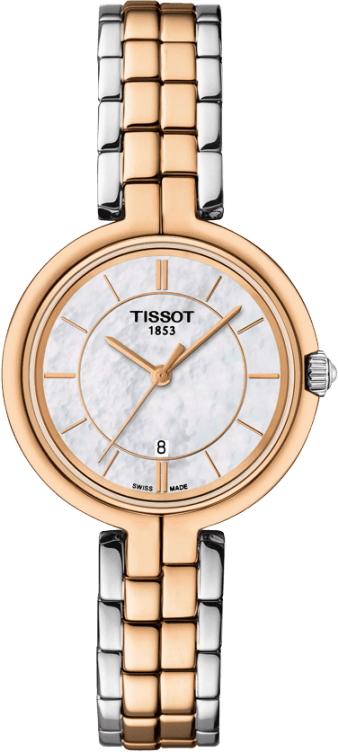 正規品 TISSOT ティソ T094.210.22.111.00 T-TREND T-トレンド FLAMINGO フラミンゴ 腕時計