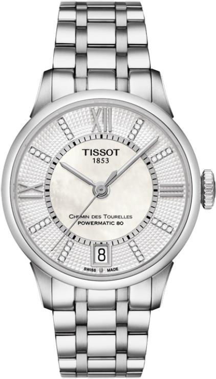 正規品 TISSOT ティソ T099.207.11.116.00 シュマン ドゥ トゥレル オートマチック レディ 腕時計