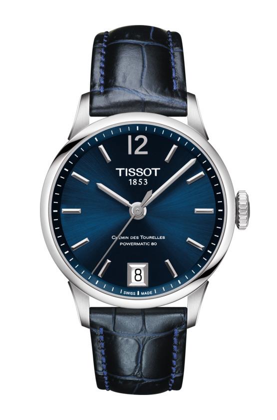 正規品 TISSOT ティソ T099.207.16.047.00 シュマン ドゥ トゥレル オートマチック レディ パワーマティック80 腕時計