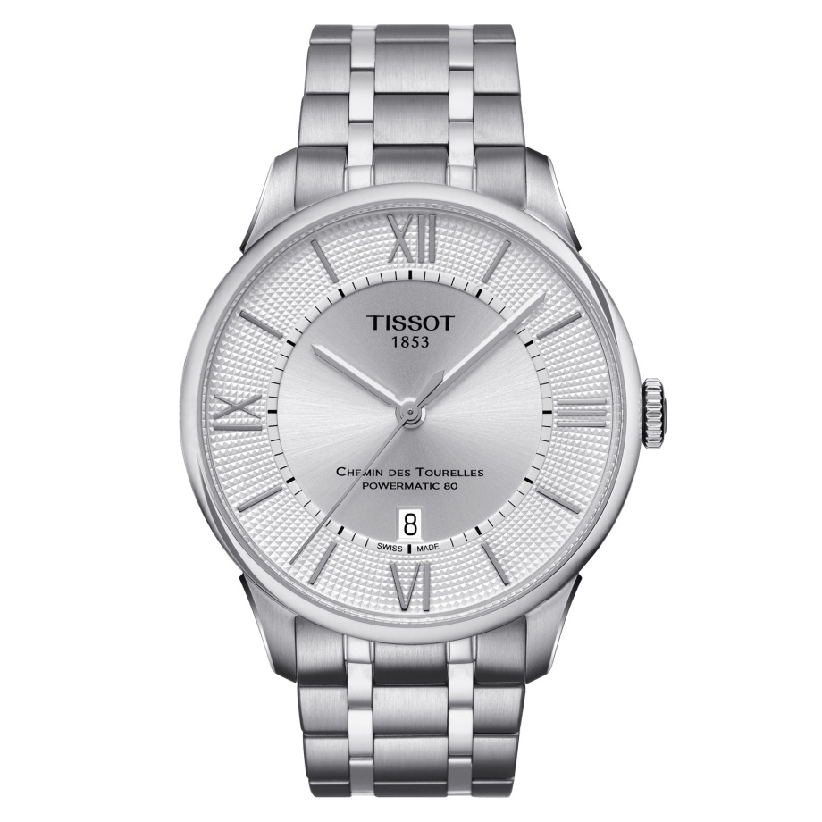 正規品 TISSOT ティソ T099.407.11.038.00 シュマン デ トゥレル オートマチック 腕時計