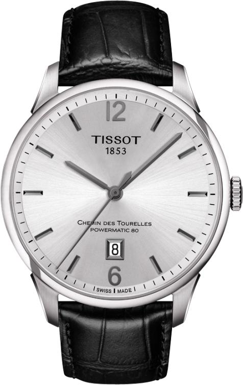 ティソ TISSOT T099.407.16.037.00 シュマン デ トゥレル オートマチック 正規品 腕時計