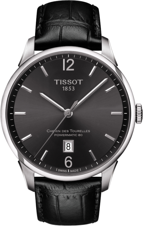 ティソ TISSOT T099.407.16.447.00 シュマン デ トゥレル オートマチック 正規品 腕時計